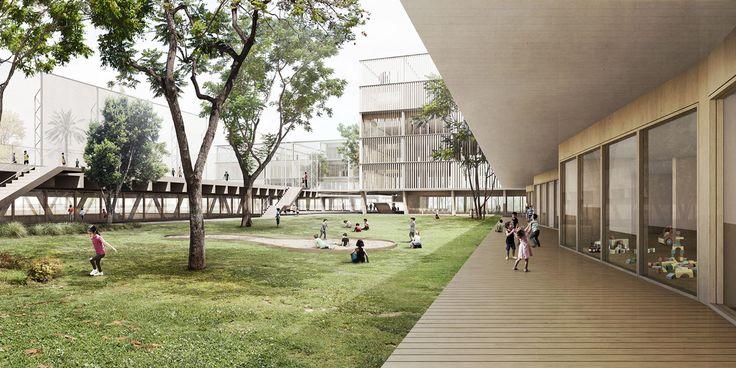 Deutsche Schule Valencia on Behance