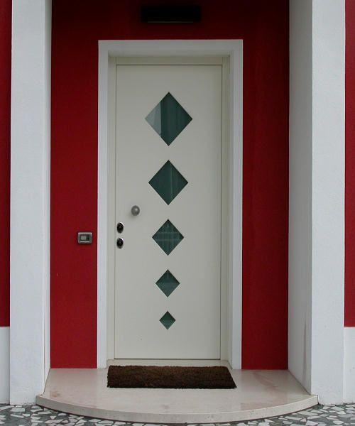 Oltre 25 fantastiche idee su porte blindate con vetro su - Porte ingresso vetro ...