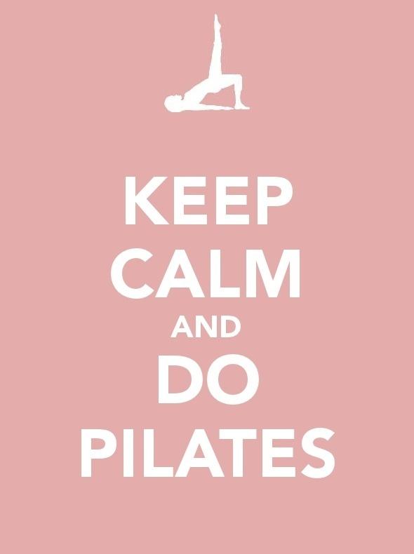 Pilates! pilates i-like