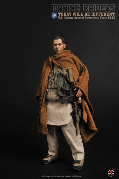 Product Announcement [soldier story]marine raiders today will be different msot 8222 - OSW: One Sixth Warrior Forum