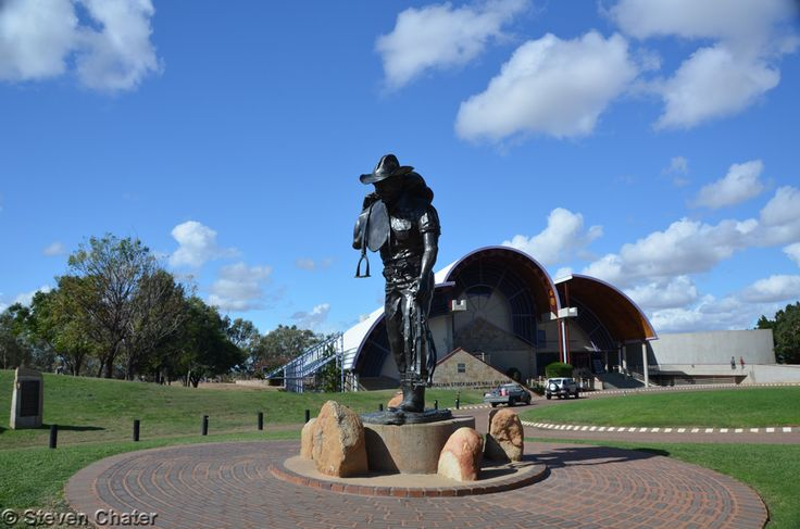 Stockman's Hall of Fame Longreach