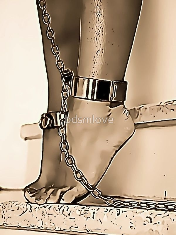 BDSM love - feets and chains, sepia poster by bdsmlove Also Available as T-Shirts & Hoodies, Men's Apparels, Women's Apparels, Stickers, iPhone Cases, Samsung Galaxy Cases, Posters, Home Decors, Tote Bags, Pouches, Prints, Cards, Mini Skirts, Scarves, iPad Cases, Laptop Skins, Drawstring Bags, Laptop Sleeves, and Stationeries #erotic #fetish #art #sexy #girls #print #photo #dirty #adult #mature