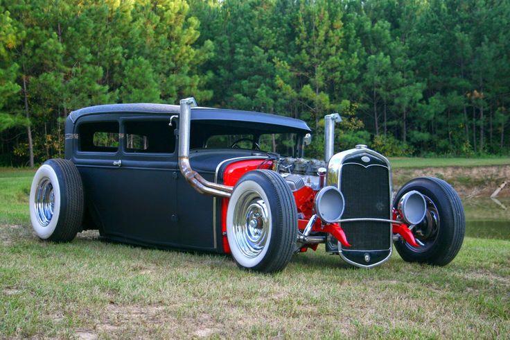 Hot Rod összeállítás - Klasszikus Amerikai Autók fotóblog