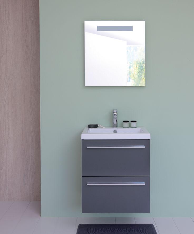18 best images about salle de bain sanijura on pinterest for Meuble vasque sanijura