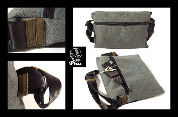 Shoulder bag Tote bag Messenger bag daily commuter by thePAUbag