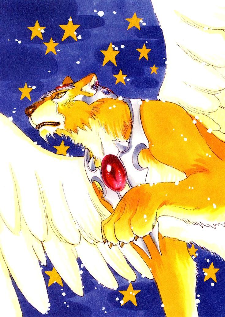 CLAMP, Cardcaptor Sakura, Cardcaptor Sakura Illustrations Collection 2, Kero-chan, Kerberos, No People