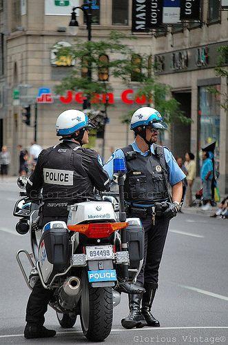 Montréal Police