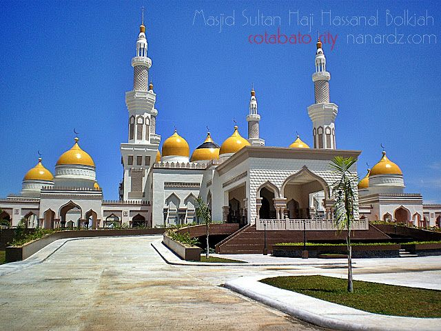 The Grand Mosque in Cotabato City, Largest and Grandest in the Philippines