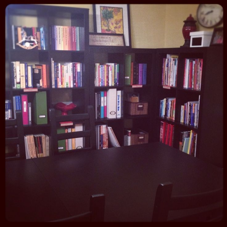 Homeschool dining room study makeover complete jp ikea for Homeschool dining room ideas