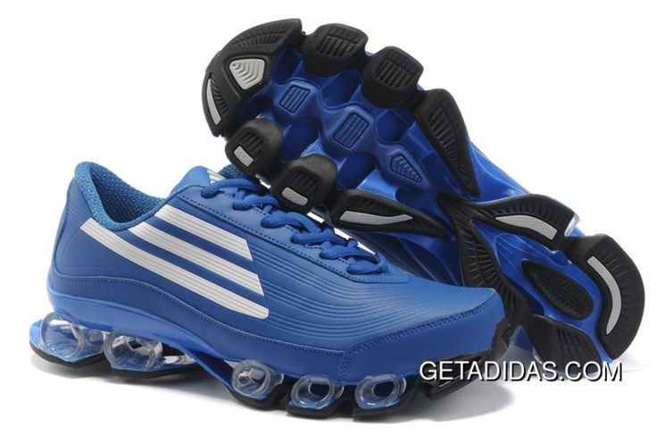 Free delivery -  Adidas Bounce Titan Rd Iii Black Royal Blue Shoes