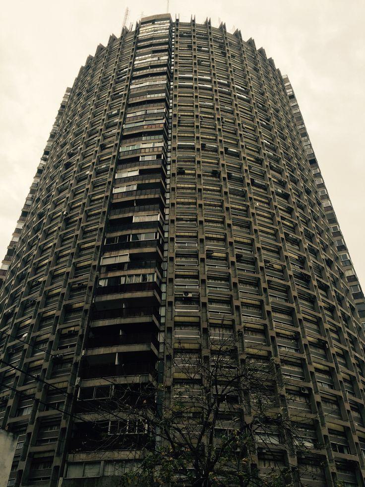 Caffarini, Joselevich & Ricur | Torre Dorrego | Av. Dorrego 2699, Palermo, Buenos Aires (1968-1971)