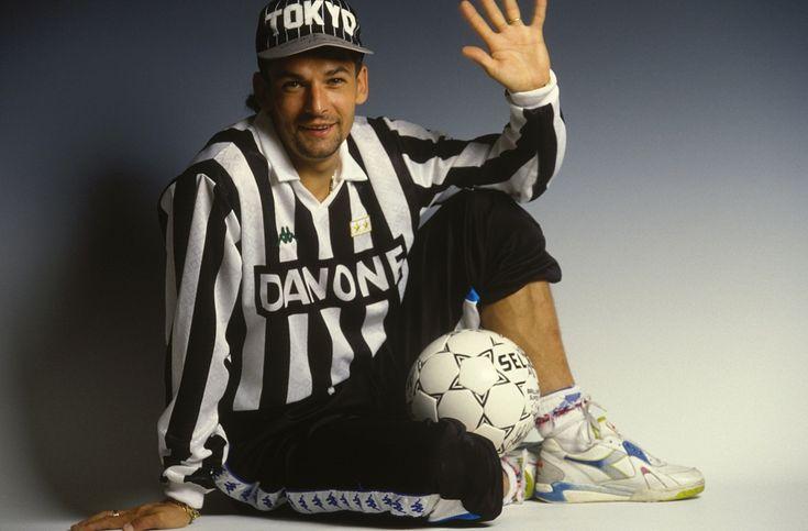 haha Baggio!