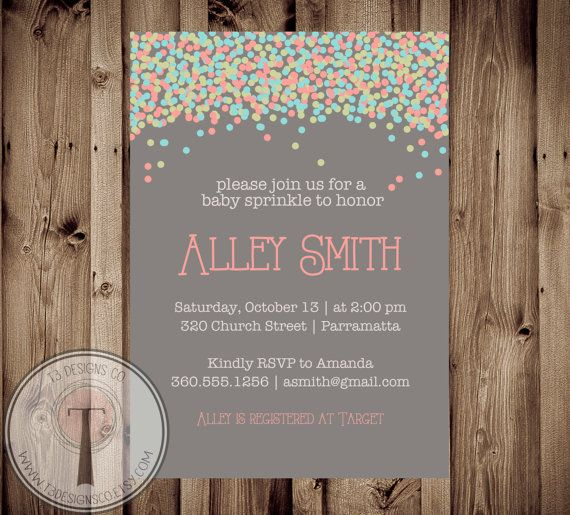 Babyshower Invite Ideas as adorable invitation example