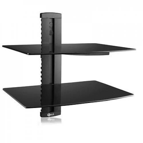 TV Floating Shelf Shelves Stand Wall Mount Console Entertainment Media Furniture #Wali #Modern