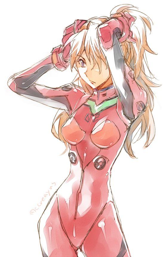 Neon Geneis Evangelion - Asuka by creayus