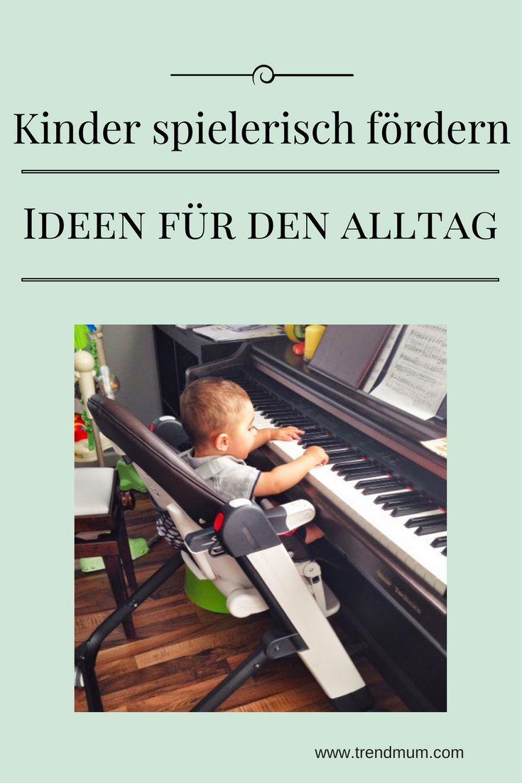 Kinder Spielerisch Fördern Kindergartenkinder Spiel Und