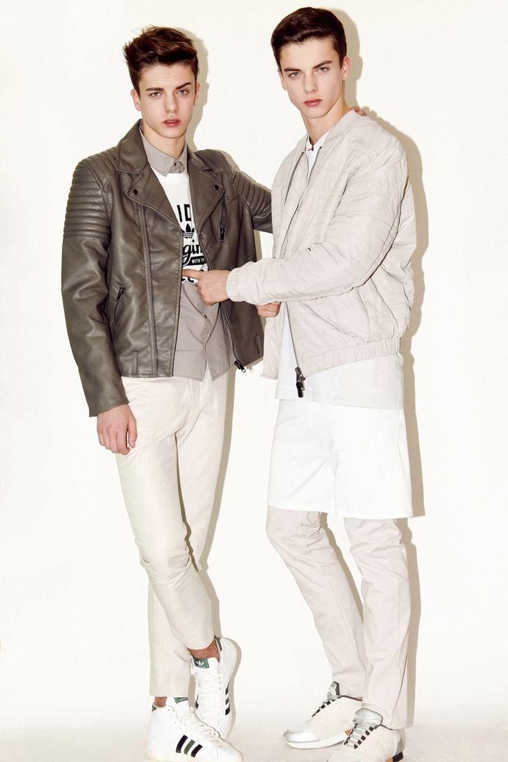 Dominik & Rafael Starmach by Krzysztof Wyzynski for Fashionisto Exclusive