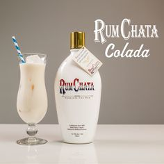 THE RUMCHATA COLADA: 3 parts RumChata, 1 part Light Rum, 1 part Pineapple Juice, 1/2 part Cream of Coconut, Shake with ice. Strain and serve over ice. Enjoy!
