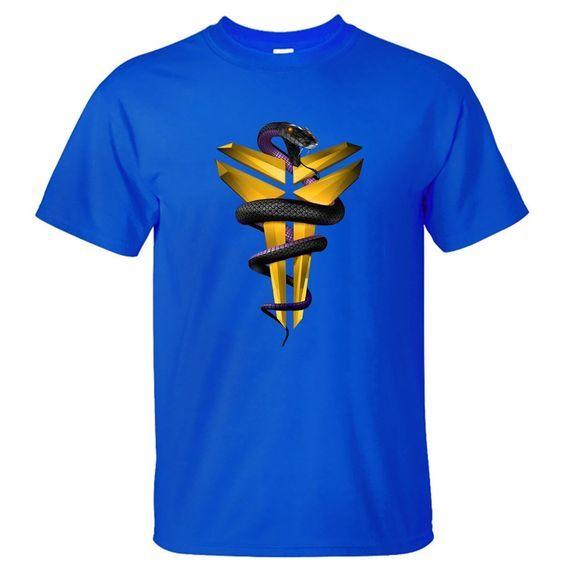 CYKK Mens Lakers Kobe Bryant logo T Shirt * Review more details here : Gift for Guys
