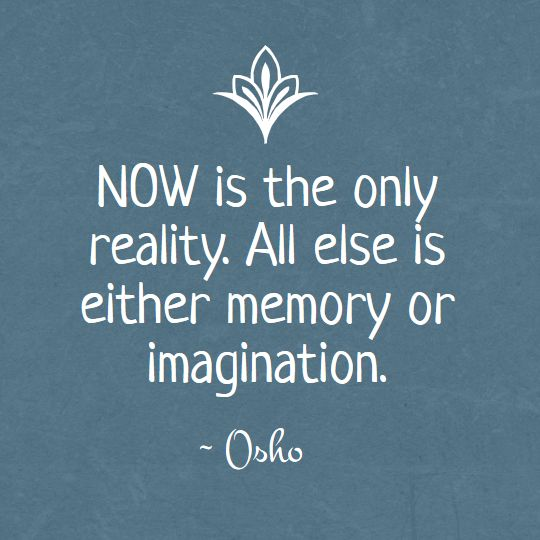 The wisdom of Osho - NOWClick the link now to find the center in you with our amazing selections of items ranging from yoga apparel to meditation space decor!