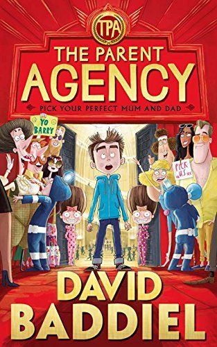 The Parent Agency by David Baddiel  (Billy)