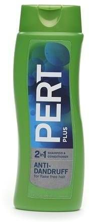Pert Plus Anti-Dandruff 2 in 1 Shampoo and Conditioner for Flake Free Hair