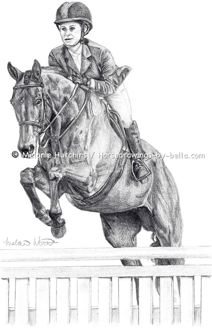 Portrait of Rocka and Em.  Copyright Melanie Hutchins / horsedrawings-by-bella  Follow me on Facebook: https://www.facebook.com/Horsedrawingsbybella.MelanieHutchins Twitter: https://twitter.com/MelHTheArtist YouTube: https://www.youtube.com/channel/UCZDEjNKuowAo92BhnMWWBzA