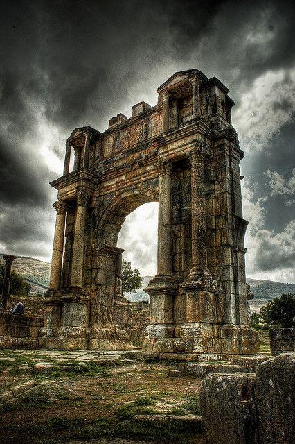 Roman Ruins of Djemila Setif