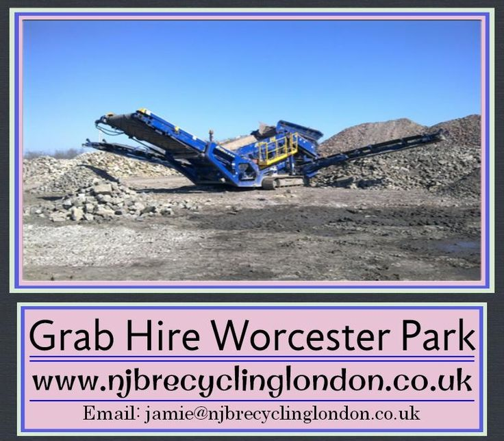 For more details you can visit at: http://www.njbrecyclinglondon.co.uk/grab_hire_worcester_park.html