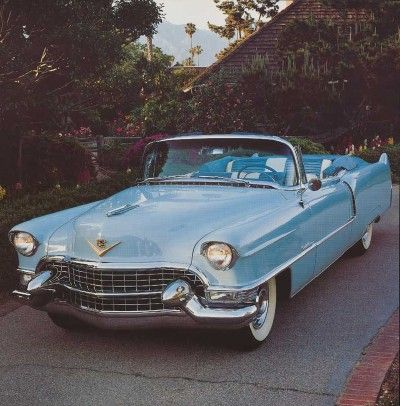 The 1955 Cadillac Series 62 offered stylish improvements over the previous year.  The Series 62 was a series of cars produced by Cadillac, designed to replace the Series 65 in 1940. It remained in production through 1964, having been renamed Series 6200, when it was replaced by the Cadillac Calais name.