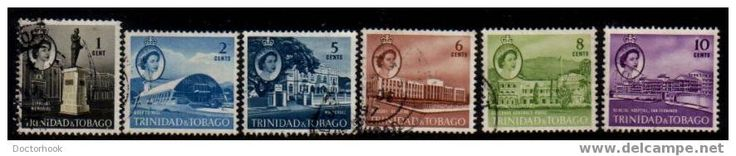 TRINIDAD & TOBAGO   Scott   # 89-102  F-VF USED http://www.delcampe.com/page/item/id,0014002127,language,E.html
