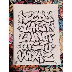 Alphabete – Graffiti  Street Art – 153 Fotos | VK
