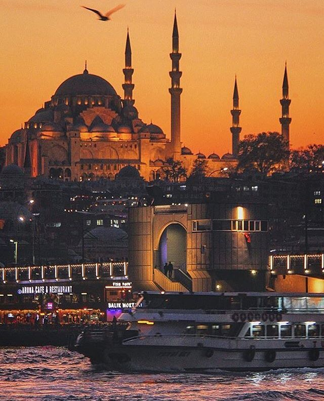 ISTANBUL, TURKEY. @leventert #istanbul #turkey #europe #travel #cities__world #стамбул #турция #туризм #европа #