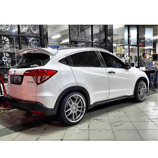 2016 Honda HRV on Tein Coilovers !!!LOOKING GOOD!!!. Lots more you can do to this stylish crossover. Come check one out at Southern Motors Honda and ask for your Southern Honda Guy Henry or Andrew. Make an apointment for a test drive @ www.southernhondaguys.com #sothrnhondaguy #hrv #honda