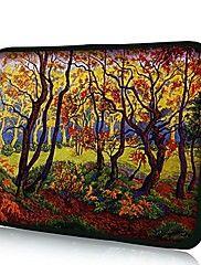 Elonno Beautiful Woods neopren laptop sleeve ta... – DKK kr. 51