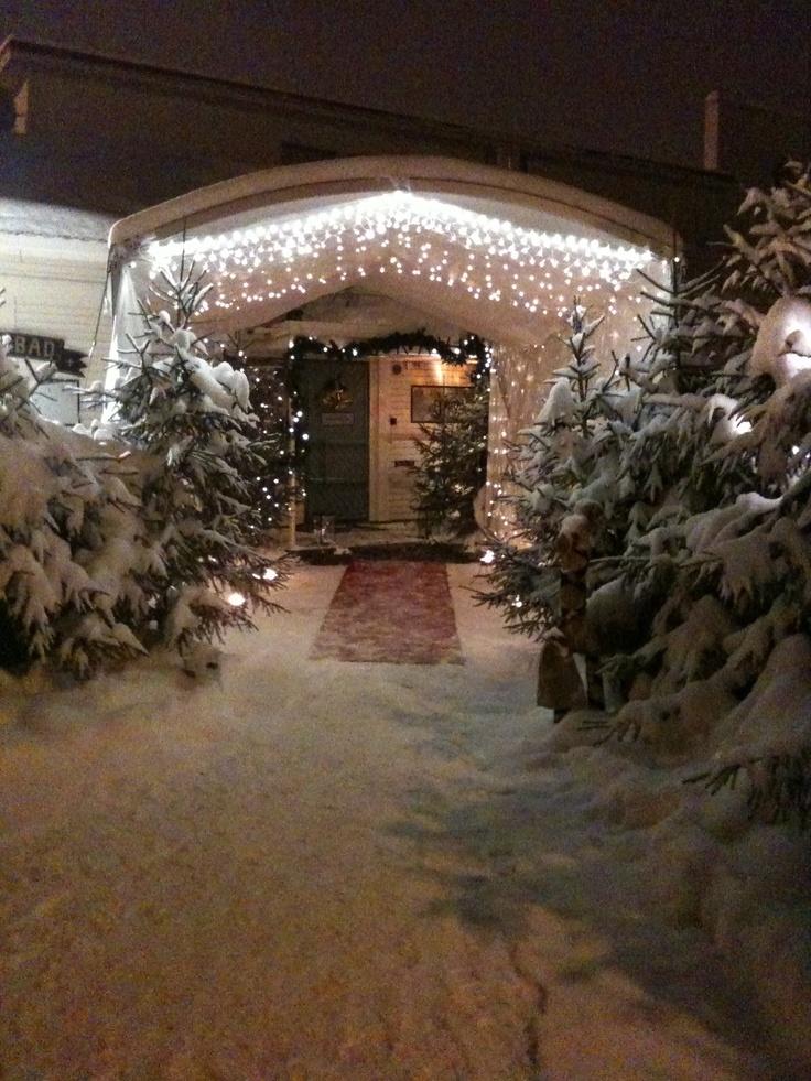 Christmas is Lauttasaari, Helsinki