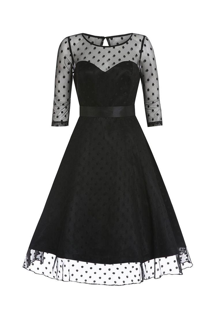 vintage romantic bridal φόρεμα abigail black κωδικός: ABI BLACK  70,70 €