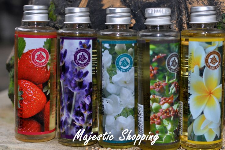 Massage Oil Skin Nutrition Bali Alus. Help to make your skin smooth and supple