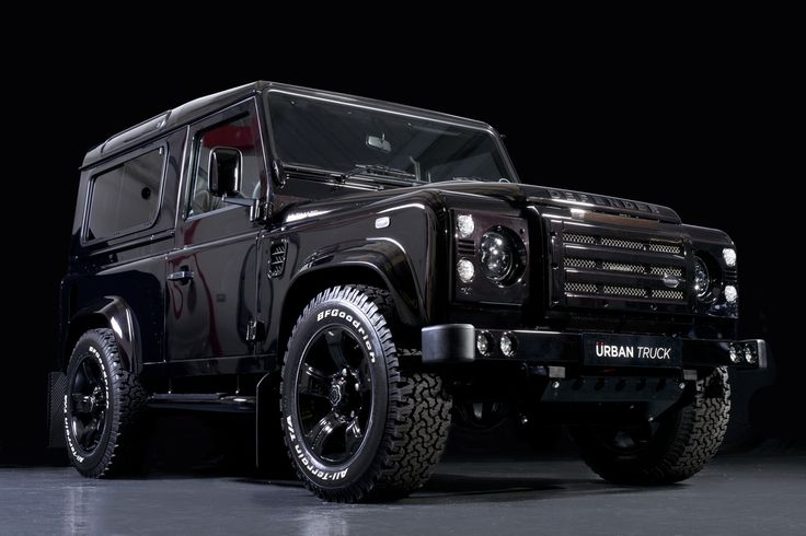 Urban Truck's Land Rover Defender Ultimate Edition 1 -