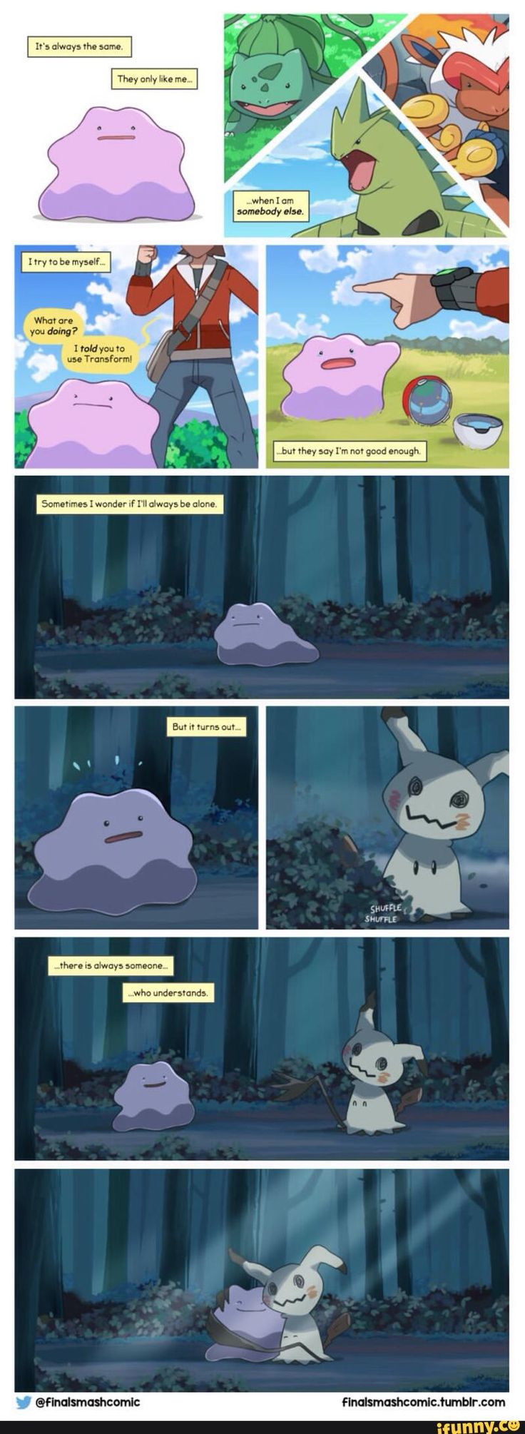 so, sad, ditto, pokemon