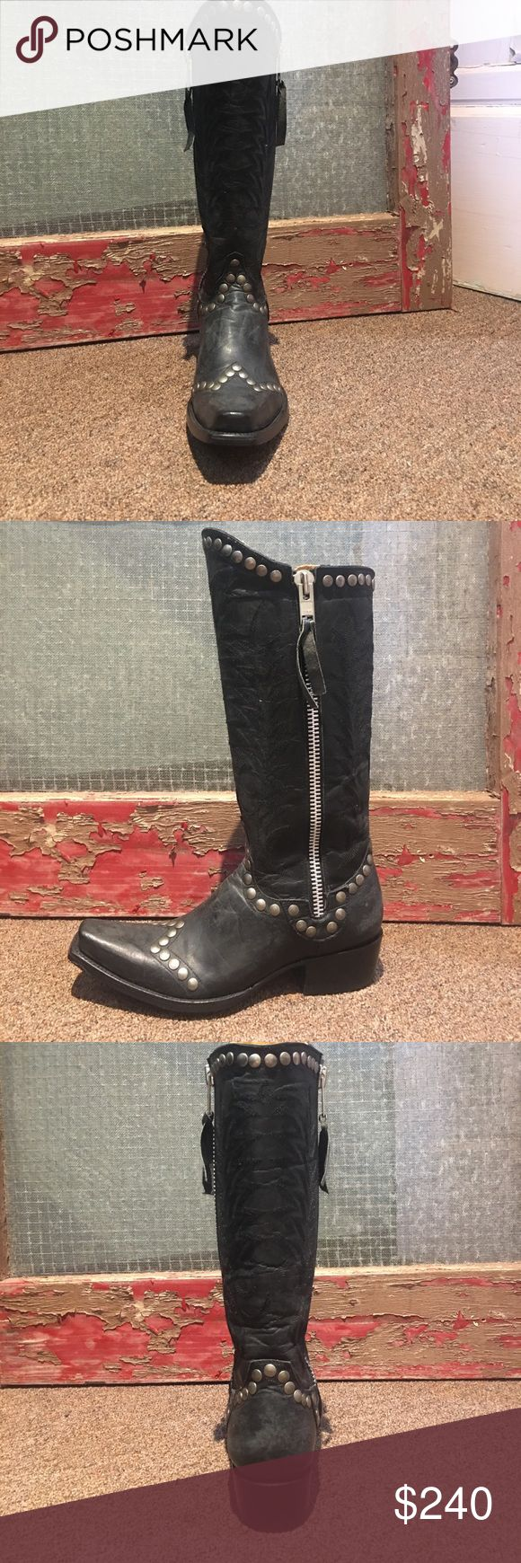 Size 7 Old Gringo RockRazz boot FABULOUS STUDDED OLD GRINGO BOOT Old Gringo Shoes