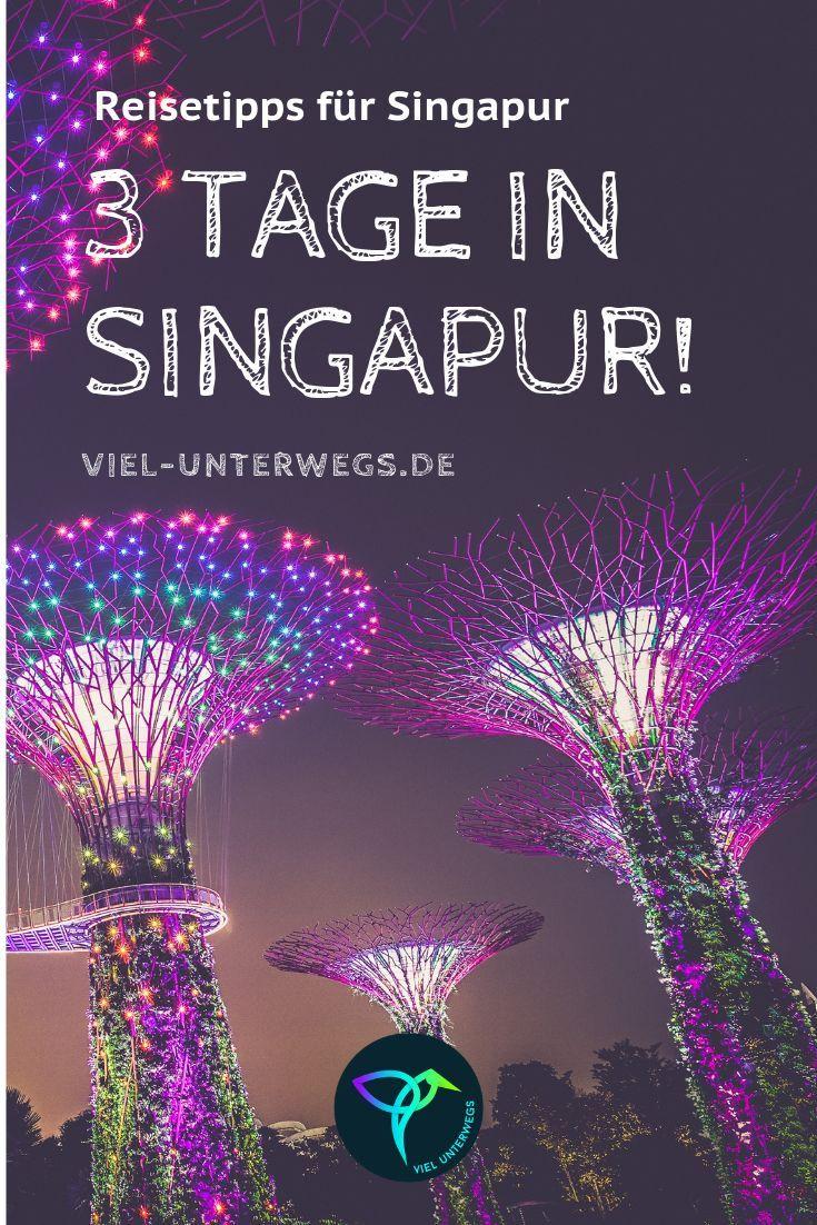 """Highlights in Singapur: Meine Tipps für das """"Asien 2.0"""""""