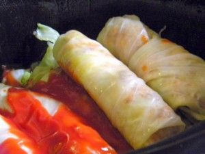 Easy Cabbage Rolls (Galumpkis)