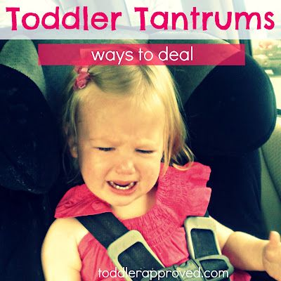 Toddler Tantrums- why they happen and some ways to deal with them. What are your tips for dealing with
