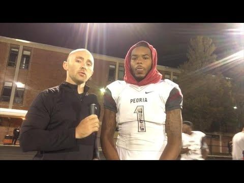 One-on-one with Illini QB commit Coran Taylor