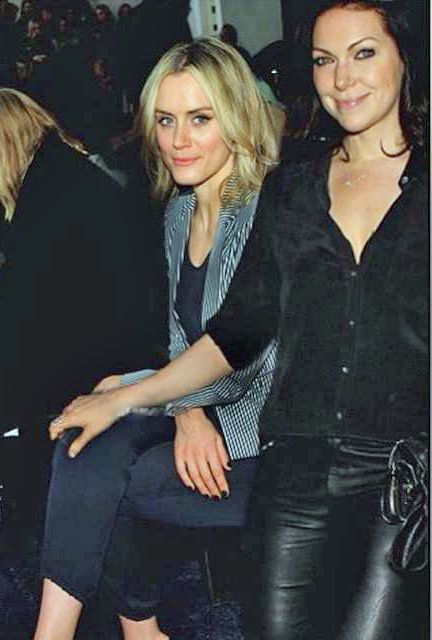 Orange is the New Black - Taylor Schilling and Laura Prepon