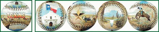 Texas Baseball.  Sent this one and some others to my 6 year old baseball crazy nephew for his birthday!  I don't know a lot about baseball, but everythingbaseball.com had super cute stuff and you can't go wrong no matter what you get from there.