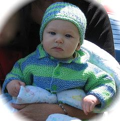 Ravelry: NanaKnits4Us' Baby Albert Set