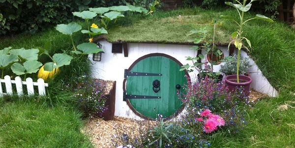 costruire casa hobbit