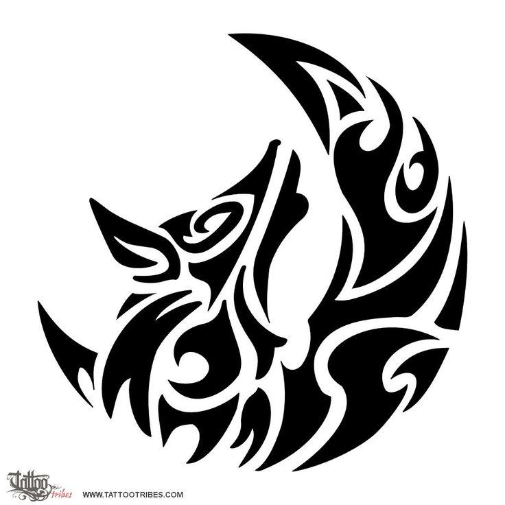 Wolf Moon Tattoo Tattoojpg Photos